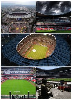 Estadio Azteca (Spanish pronunciation: [esˈtaðjo asˈteka]) is a football stadium located in the suburb of Santa Úrsula in Mexico City, Mexico. Since its opening in 1966, the stadium has been the official home stadium of the professional Mexican football team Club América and the official national stadium of the Mexico national football team. With an official capacity of 87,000[2] it is the largest stadium in Mexico.
