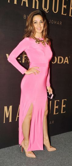 Kiara Advani at Karan Johar's new collection launch.