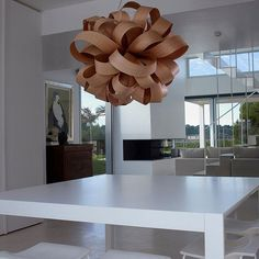 Suspended Elegance: sixteen Inspirations that Showcase Sculptural Pendant Lights