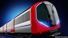 London Underground unveils new design of trains