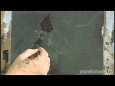 Painting Feathers with Jerry Yarnell a snippet Preview