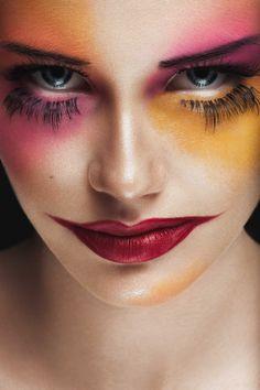 Vibrant Beauty Photography by Ben C.K. and Nata Inevatkina #inspiration #photography