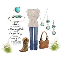 A Virtuous Woman, created by heidi-nicole.polyvore.com