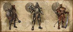Checking Out Heavy Armor - Elder Scrolls Online News - MMORPG.com