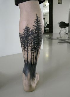 Tattoos.com | 30 INSPIRATIONAL FOREST TATTOO IDEAS | Page 25