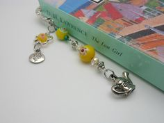 Garden Grow Bookmark -Gardeners Gift at Bead Happy Shop-Gift Boxed