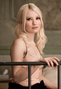 "Emily Browning as Babydoll from ""Sucker Punch"", my favorite movie EVER!!!"