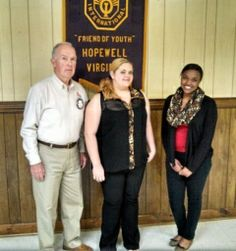 Optimist Club names essay contest winners The Daily Courier
