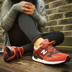 Take your look from basic to bold. #530 #newbalance #classics #sneakers