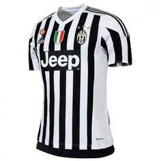 Günstige Juventus 2015-16 Fußballtrikots Fußballtrikots Heimtrikot