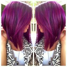 Want! Punky hair style