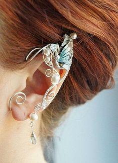 butterfly earring jackets