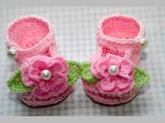 Handmade Baby Clothes Shoes