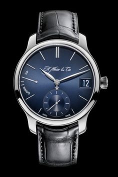 H. Moser & Cie has produced three limited edition models with gorgeous blue fumé dials and presented in palladium cases. Angus Davies discusses their appeal in detail.  http://www.escapement.uk.com/articles/three-limited-edition-models-from-h-moser--cie.html