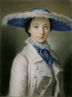 Miss Vernon, 1760 William Hoare