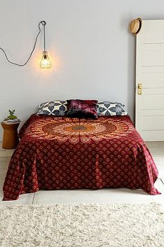 Magical Thinking Center Medallion Tapestry
