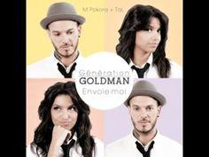 Génération Goldman - Tal & MPokora - Envole moi [Officiel Lyrics]