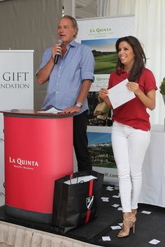 Eva Longoria Photos: Global Gift Gala - Celebrity Golf Tournament 2013 - Luncheon and Prize Giving