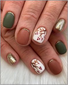 , 150 Fall Leaf Nail Art Designs To Let Your Hug Autumn 2019 Fall Leaf . , 150 Fall Leaf Nail Art Designs To Let Your Hug Autumn 2019 Fall Leaf Nail Art Designs - Fall leaves on nails right now are super-trendy. Autumn Nails, Winter Nails, Fall Nail Art Autumn, Cute Fall Nails, Fall Gel Nails, Nail Art For Fall, Nail Ideas For Fall, Autumn Ideas, Neon Nails