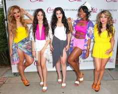 Fifth Harmony Pool Party
