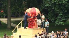 VIDEO: Opening Sonsbeek beeldententoonstelling