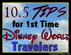 10.5 Tips for first time Disney World visitors from people who have been there and got the Mickey shirt! (planning article)