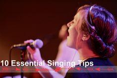 My Top 10 Essential Singing Tips