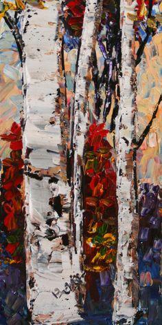 Dawn - Maya Eventov - must collect her work. Create Words, Maya, North America, Stencils, Scene, Landscape, Photography, Painting, Decor