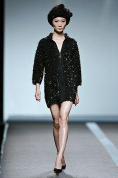Miguel Palacio - Madrid Fashion Week O/I 2014-2015 #mbfwm