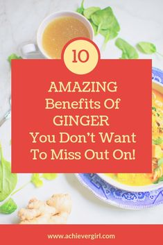 If you haven't added the superfood ginger to your diet, then you are missing out on these health benefits! Health Benefits Of Ginger, Benefits Of Organic Food, How To Stay Healthy, Healthy Life, Healthy Living, Healthy Food Options, Healthy Recipes, Genetically Modified Food, Superfood Salad