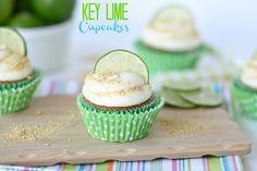 Key Lime Cupcakes!!!