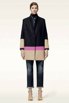 Limited Edition coat, £79, M&S Collection top, £29.50, M&S ...