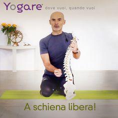 Prevenire il mal dischiena con Giovanni Asta su #Yogare #Yoga http://yogare.eu/video-176