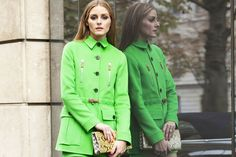 The gorgeous and awesome Olivia Palermo answers our #TIGTalk