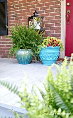 Refresh your Home with Southern Front Porch Decorating Ideas