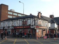 Manchester United - Liverpool FC Liverpool Fc, Manchester United, Traveling, Street View, The Unit, Viajes, Man United, Trips