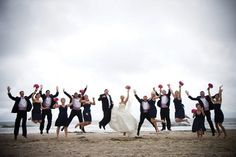 Erin Gustafson weds David Curtiss in Bradley Beach shore wedding • Bridesmaid Dresses: J. Crew; Hair & Makeup: DeJenson Salon, Sea Girt; Tuxedos: Men's Wearhouse; Flowers: Gig Morris, Belmar; Planner: Angela Rando of Juliet Events, Ocean Township • New Jersey Bride Real Weddings