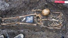 Decapitated Gladiators Reveal Roman Empire's Genetic Influence