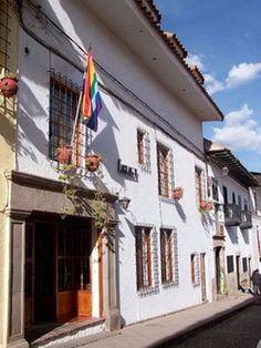 $40 Hotel Carlos V en Cusco