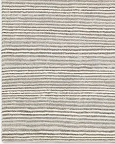 Ribbed Distressed Wool Rug - Cream / Size: 10' x 14' / Cost: $,2876 Carpet Tiles, Rugs On Carpet, Painting Patterns, Fabric Patterns, Material Research, Painted Rug, Fabric Textures, Seamless Textures, Textiles