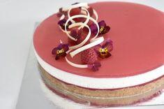 Gelato Cake, Cheesecake Decoration, Cake Decorating Piping, Yummy Eats, Cake Art, No Bake Cake, Cake Recipes, Sweet Tooth, Deserts