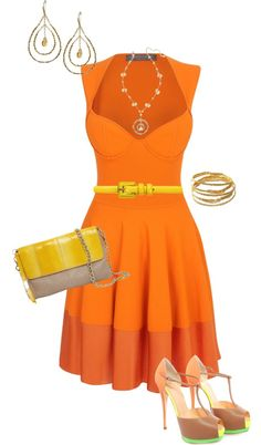 """""""Little Miss Sunshine"""" by basque on Polyvore"""