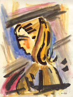'Schwesterchens Pferdeschwanz' von Dirk h. Wendt bei artflakes.com als Poster oder Kunstdruck $19.41