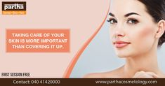 Skin Whitening Treatment for Perfect Looking Skin by Partha Cosmetology Skin And Hair Clinic, Skin Whitening, Cosmetology, Healthy Skin, Skincare, Skincare Routine, Beauty, Skins Uk, Skin Care