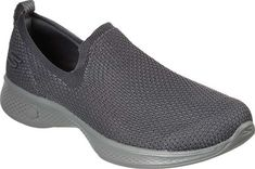 ea8c749e9ce Women s Skechers GOwalk 4 Privilege Slip-On Walking Shoe - Charcoal with FREE  Shipping  amp