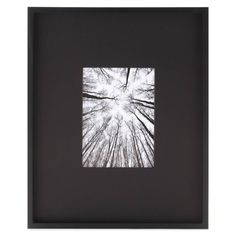 Product Image for Real Simple® 5-Inch x 7-Inch Portrait Wall Frame in Black 1 out of 3