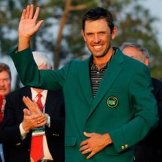 Charl Schwartzel continues a proud South African golfing tradition, following in the footsteps of legends like Gary Player and Ernie Els.