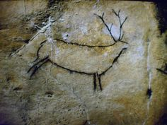 The Ice Age hours ago More The bold lines of this elegant black stag were drawn about years ago in Chimeneas Cave in northern Spain Ancient Symbols, Ancient Art, Lascaux Cave Paintings, Paleolithic Art, Art Rupestre, Painting Tattoo, Western Art, Painting Inspiration, Tattoo Inspiration