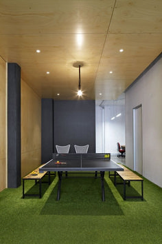 Ping Pong Table Tennis Table Idea (24)