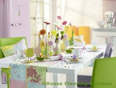 Wonderful Spring decor ideas for your home | Cleaning Services London - Blog